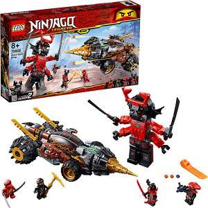 Конструктор  Ninjago 70669: Земляной бур Коула LEGO