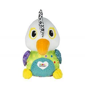 Интерактивная мягкая игрушка  Говорящий Пити со звуком 17 см Tomy