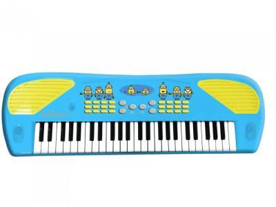 Музыкальный инструмент  Электро-синтезатор Миньоны Lexibook