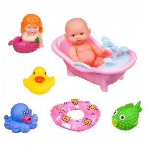 Набор игрушек для купания ВВ3365 Bondibon