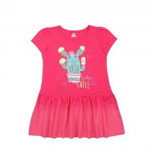 Платье , цвет: малиновый Cherubino