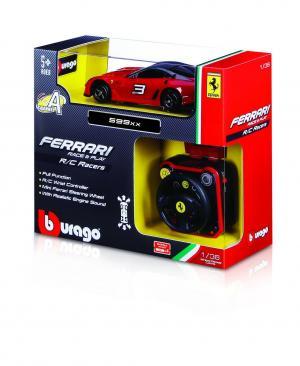 Машинка Ferrari на радиоуправлении Bburago