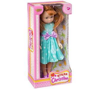 Кукла Cristine 35 см Yako