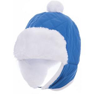 Шапка ICEPEAK. Цвет: синий