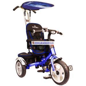 Велосипед трехколесный  Trike original VIP с надувными колесами Lexus