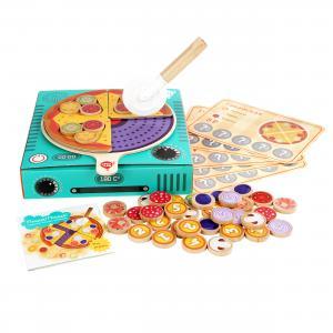 Деревянная игрушка  Пицца! Lucy&Leo
