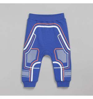 Комплект джемпер/брюки  Космос, цвет: синий Ёмаё
