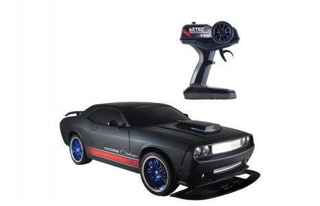 Машина р/у Dodge Challenger 1:10 Eztec
