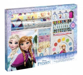 Набор для творчества Frozen mega creativity set 3 в 1 Totum