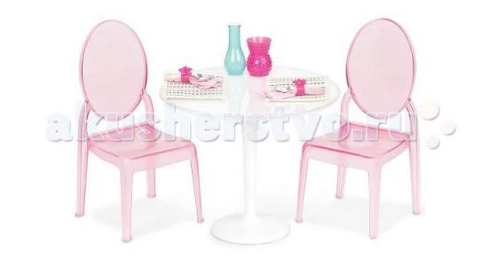 Набор Стол и два стула для куклы 46 см Our Generation Dolls