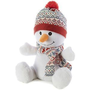 Игрушка-грелка Снеговик Cozy Plush, Warmies Intelex