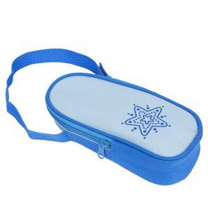 Сумка-контейнер  для бутылочки бутылочки, цвет: синий Пома