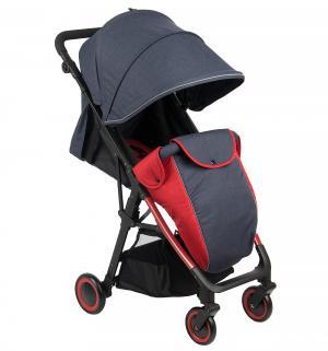 Прогулочная коляска  L-7, цвет: синий/красный Corol