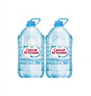 Вода  Негазированная, 5 л, 1 шт Святой Источник