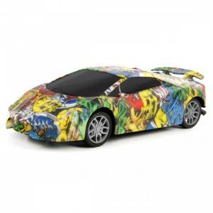 Машинка фрикционная Спорткар со светом и звуком 1:16 Veld CO