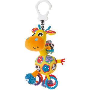 Подвеска  «Жираф» Playgro. Цвет: разноцветный