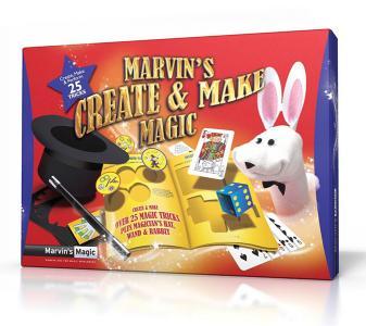 Marvins Magic Набор из 25 фокусов Твори чудеса Marvin's