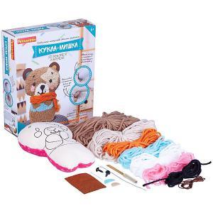 Набор для творчества  Любимая игрушка своими руками. Кукла-мишка Bondibon
