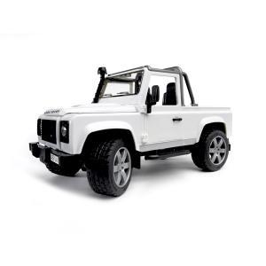 Внедорожник-пикап Land Rover Defender Bruder