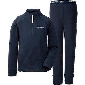 Комплект Didriksons Jadis: свитшот и брюки DIDRIKSONS1913. Цвет: синий