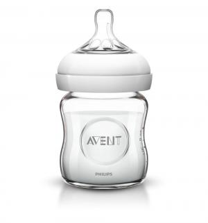 Бутылочка  Natural SCF671/17 стекло с рождения, 120 мл Philips Avent
