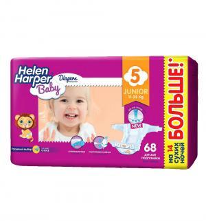 Подгузники  Baby Junior maxi (11-25 кг) 68 шт. Helen Harper