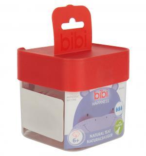 Соска  для бутылочек силикон, с 6 мес Bibi