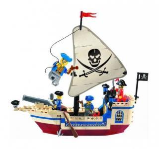 Pirates Series (188 деталей) Enlighten Brick