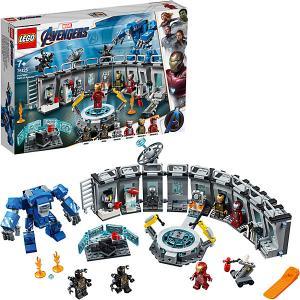 Лаборатория Железного человека Super Heroes 76125 (10) LEGO