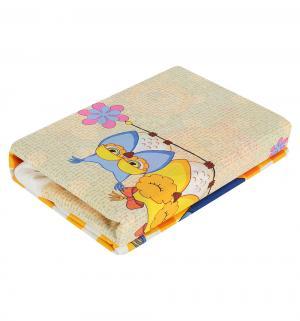 Комплект постельного белья ка Соня, цвет: бежевый 3 предмета Артпостель