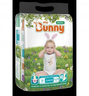 Подгузники  Classic (11-25 кг) шт. My Bunny