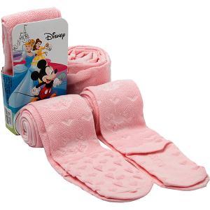 Колготки Disney. Цвет: блекло-розовый