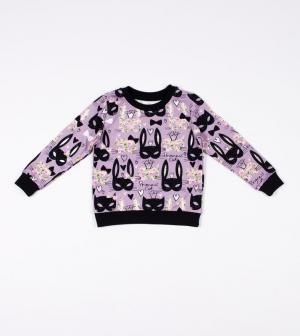 Джемпер , цвет: фиолетовый Bodo