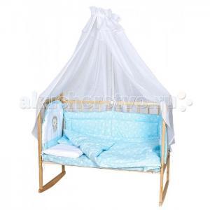 Комплект в кроватку  Ежик Васютка (8 предметов) Балу