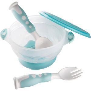 Набор посуды Maman RS-31. Цвет: синий