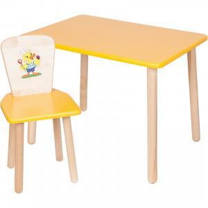 Набор мебели Эко № 1, желтый РусЭкоМебель