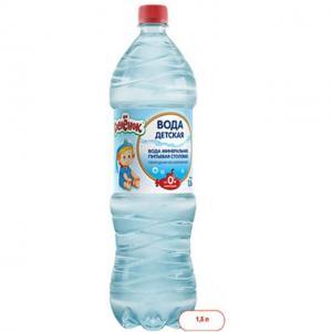 Вода  Негазированная, 1.5 л, 1 шт Спеленок