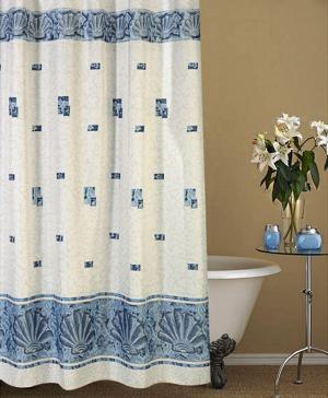 Штора для ванной комнаты Афина Niklen