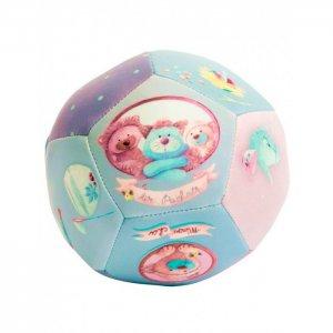 Мягкий мячик Мишки кошки Moulin Roty