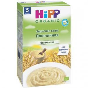 Каша  безмолочная Пшеничная с 5 месяцев 200 г Hipp