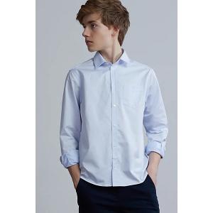 Рубашка Silver Spoon. Цвет: голубой
