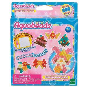 Мини-мозаика из бусин Aquabeads Сверкающие игрушки Epoch Traumwiesen