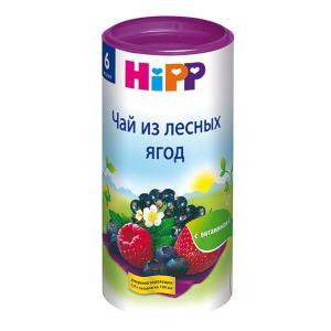 Чай  из лесных ягод, с 6 месяцев, 200 г Хипп