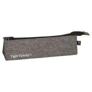 Пенал  Rugged Tiger Enterprise. Цвет: серый