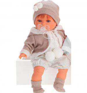Кукла  Ник плачет 30 см Juan Antonio