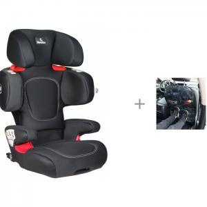 Автокресло  Renofix и АвтоБра Защита сиденья с карманами Джинс Renolux