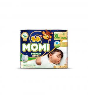 Трусики-подгузники  Premium Night (12-20 кг) 22 шт. Momi