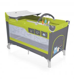 Манеж-кровать  Dream, цвет: green Baby Design