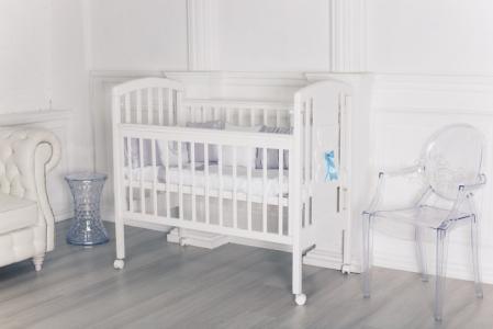Детская кроватка  Hugge колесо Incanto