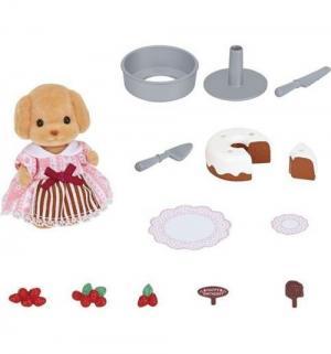 Игровой набор  Украшения тортиков Sylvanian Families